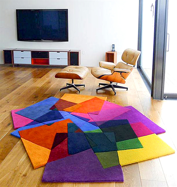 Contemporary-colorful-carpet-for-living-room1