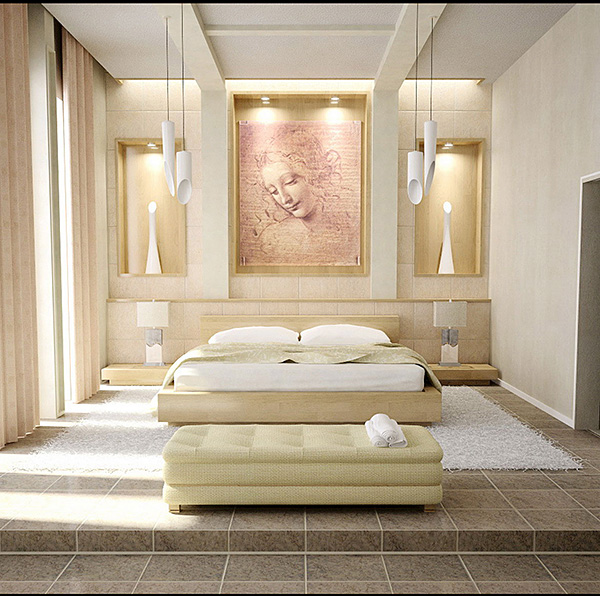 bedroom-best-choice-of-wall-painting-designs-for-bedrooms