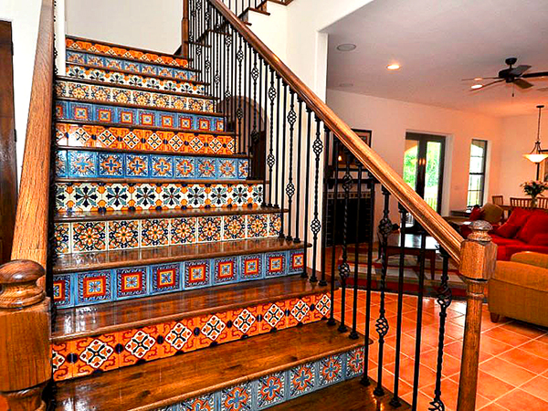 Beautiful-Home-Stairs-Decoration-Design-Photo
